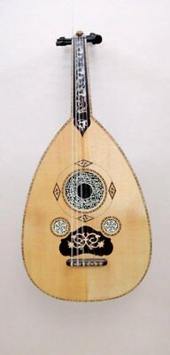 New Ultra Pro Syrian Oud (Nahat Style) Made By Zeryab With Gig Case Free