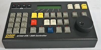 DNF Controls ST300 VTR DDR Slow Motion Video Production Controller