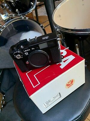 Leica CL 50th Anniversary - Never Used Mint