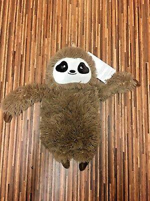 BNWT Sloth Hot Water Bottle, 1 Litre Cuddly, Warm Cover by Primark HWB Christmas