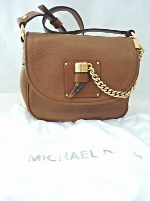 4a1f094a2c77 MICHAEL MICHAEL KORS James Medium Saddle Bag Style # 30F6AJYM7L ...