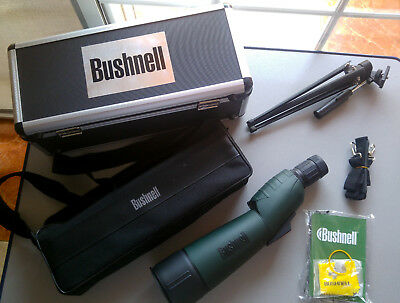 Bushnell Trophy XLT 20-60x 65mm  Spotting Scope