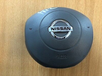 Nissan Micra Drivers Air Bag Steering Wheel Air Bag Bam-Pt-1131
