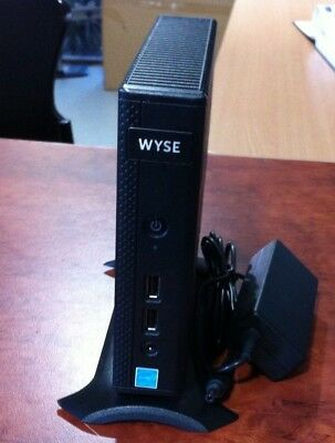 WYSE Thin Client Dx0D  16GMF / 4GR With Adapter