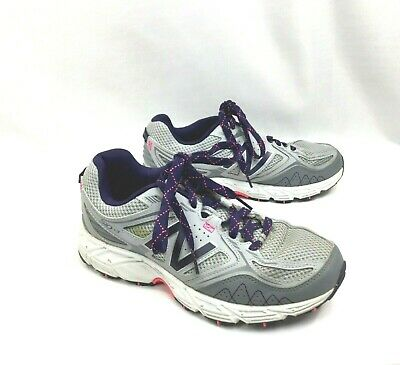 8a769cef9b0f WOMENS NEW BALANCE 510 V3 8.5 Trail Running Shoes WT510RN3 GRAY -  32.99