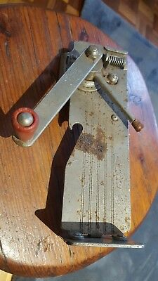 Vintage Wilco Can And Bottle Opener Bakelite Knobs