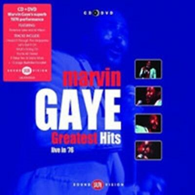 Marvin Gaye - Greatest Hits Live In '76 NEW 2 x CD