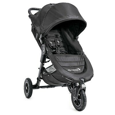 Baby Jogger City Mini GT Single Stroller Black
