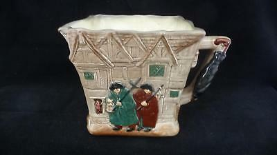 ROYAL DOULTON DICKENS SERIES WARE PITCHER/JUG 'OLD LONDON' D6291 c1950