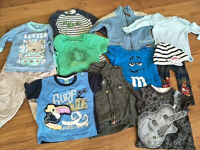 Baby Boy 6 month Clothing Bundle - size 00 / 0