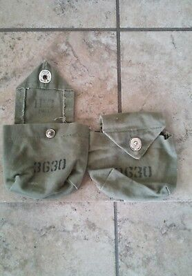 ww2 Repro Rigger Pouch Set