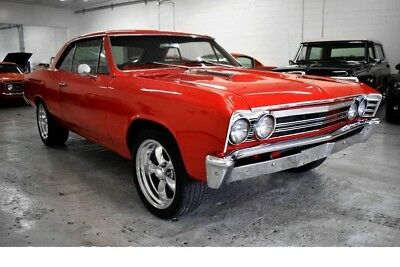 1967 Chevrolet Chevelle 454 V8 CLASSIC CAR OLD SCHOOL ANTIQUE RESTOMOD MUSCLE CAR CHEVELLE CHARGER ROAD RUNNER