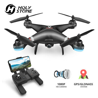 Holy Stone HS100 FPV RC Drone with GPS HD WIFI Camera Follow ME RTF Pro Copter
