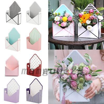 Bouquet Flower Boxes Living Vases Florist Flower Plant Aqua Boxes Envelope