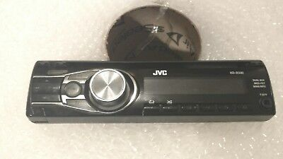 Tested JVC KD-R330 Faceplate Only