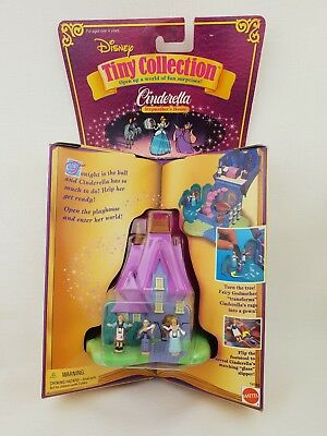 Polly Pocket Cinderella's Stepmothers House   Excellent 1995 NEW Boxed