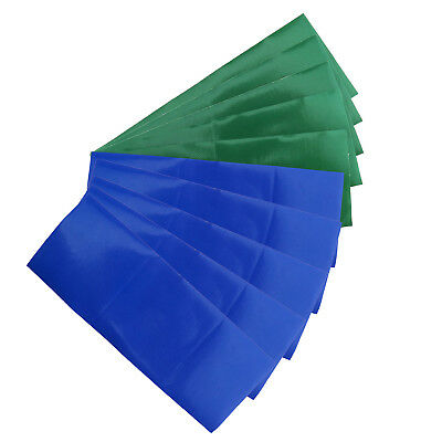 5/10x Tent Repair Canvas Awning Sail Waterproof Adhesive Patches Tape Kit