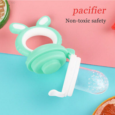 8289 Nipple Safety Convenient Pacifiers Silicone Fruits Baby Baby Nipple