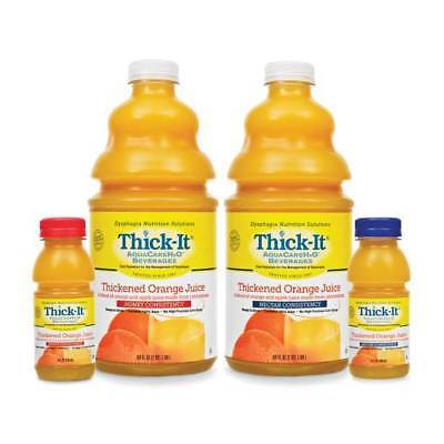 KENT 1 EA B476-L9044 Thick-It AquaCare H2O Thickened Orange Juice Nectar 8 CHOP
