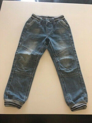 SEED tapered leg denim boys pants jeans - size 5-6