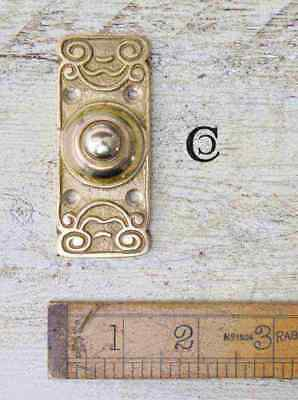 Solid Brass Bell Push Door Bell Push Wired  Kenrick