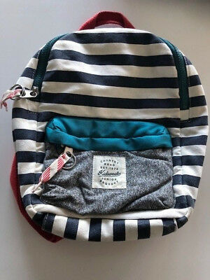 COUNTRY ROAD stripe day care kids backpack carry bag