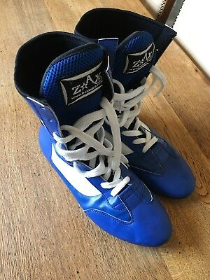 mens boxing boots size 9