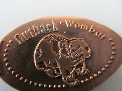 Elongated Coin Outhack Wombat