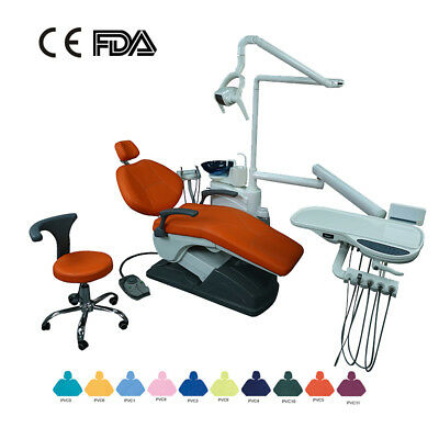 UK Dental Unit Folding Chair Computer Controlled TJ2688 C3 FDA&CE  COLOR Choose