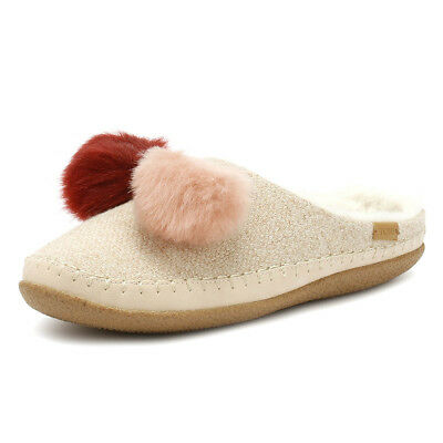 afaa939cce6 TOMS IVY WOMENS Rose Cloud Slippers Home Shoes - EUR 42