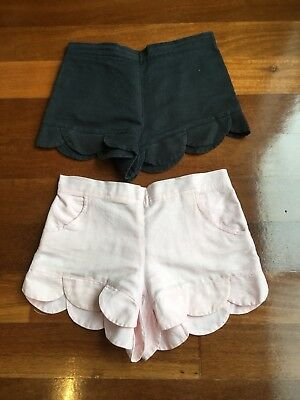 Country Road Girls Size 10 Shorts