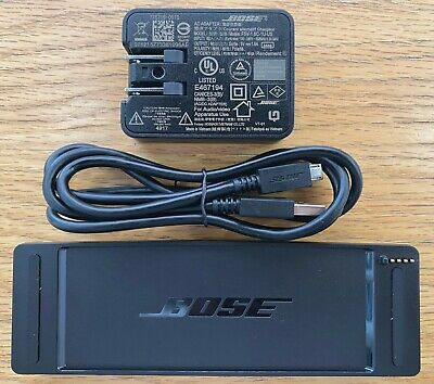 Bose Soundlink Mini 2 Charger, Usb Cable And Cradle Or Charging Dock