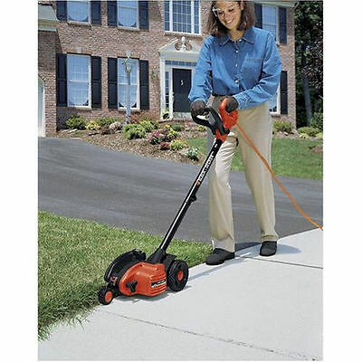 Electric Edger Grass Trimmer Blade Black Decker Edge Hog Lawn Garden Equipment