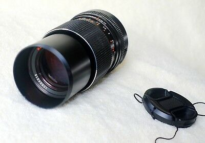 Carl Zeiss Jena 135mm, f3.5, 42mm Thread Vintage Lens