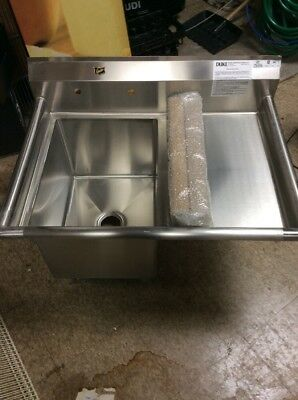 Commercial restaurant vegetable Sink