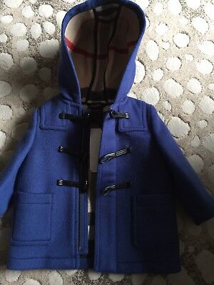 Brand New Burberry Duffle Coat 9 Month