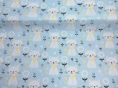 Cheap New Remnant Fabric Polycotton Creepy Crawlies SPIDER Black NO WASTE SIZES
