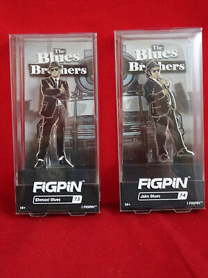 ***blues Brothers Figpin Set***get Them While You Can