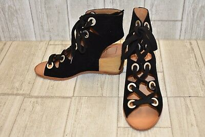 1541fb53205 ... Juno Leather Lace Up Gladiator Sandals Women s 9 Guc.  21.23 Buy It Now  12d 23h. See Details. Dolce Vita Lei Wedge Sandal - Women s Size 6 - Black