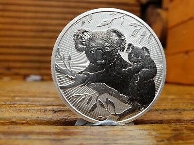 "2oz silver coin Kuola ""The Next Generation """