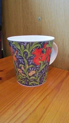 NWOT Dunoon William Morris Arts & Crafts Collection Large Cup *un-used*
