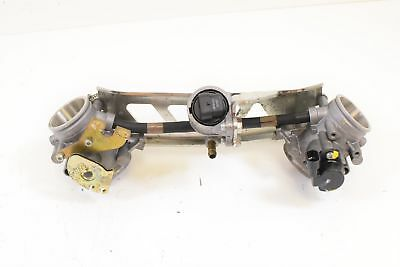 2008 Moto Guzzi 1200 Norge Throttle Body Bodies Fuel Injectors GU05112530