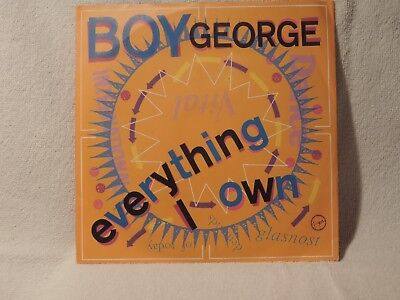 "Vinyl Single 7"" Boy George, Everything I Own"