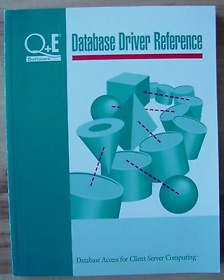 Q + E Sorftware - Database Driver Reference