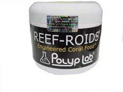 Reef Roids by PolypLabs -- Fish/Coral Food -- Feed your whole tank! 30g - 120g