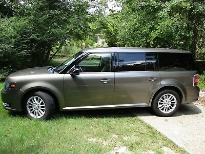2014 Ford Flex SEL 2014 Ford Flex SEL Leather, 3rd row non-smoker