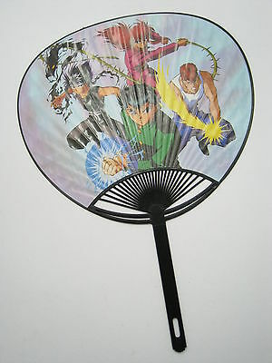 Anime Yu Yu Hakusho Large Plastic Fan Collection D Japan