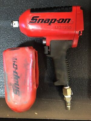 """Snap-on MG1250 3/4"""" Drive Heavy-Duty Air Impact Wrench"""