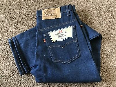 Levis Vintage 509 0917 Blue Jeans 33x32 Made In USA