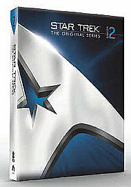 Star Trek - The Original Series - Series 2 - Complete (DVD, 2009, 8-Disc Set)